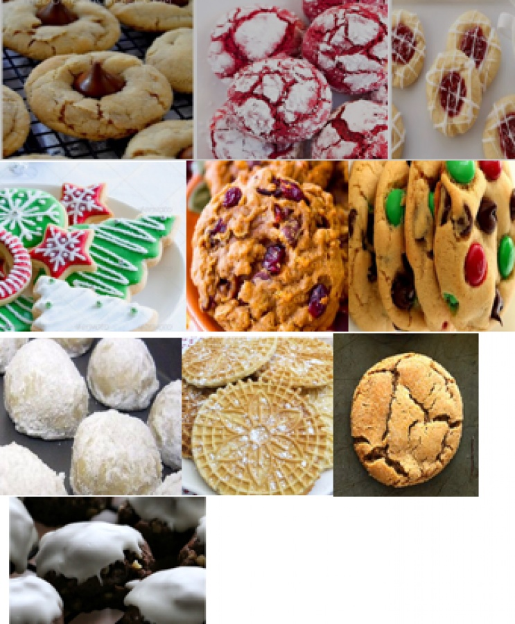 Christmas Cookie Baking Class